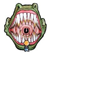 krokodille